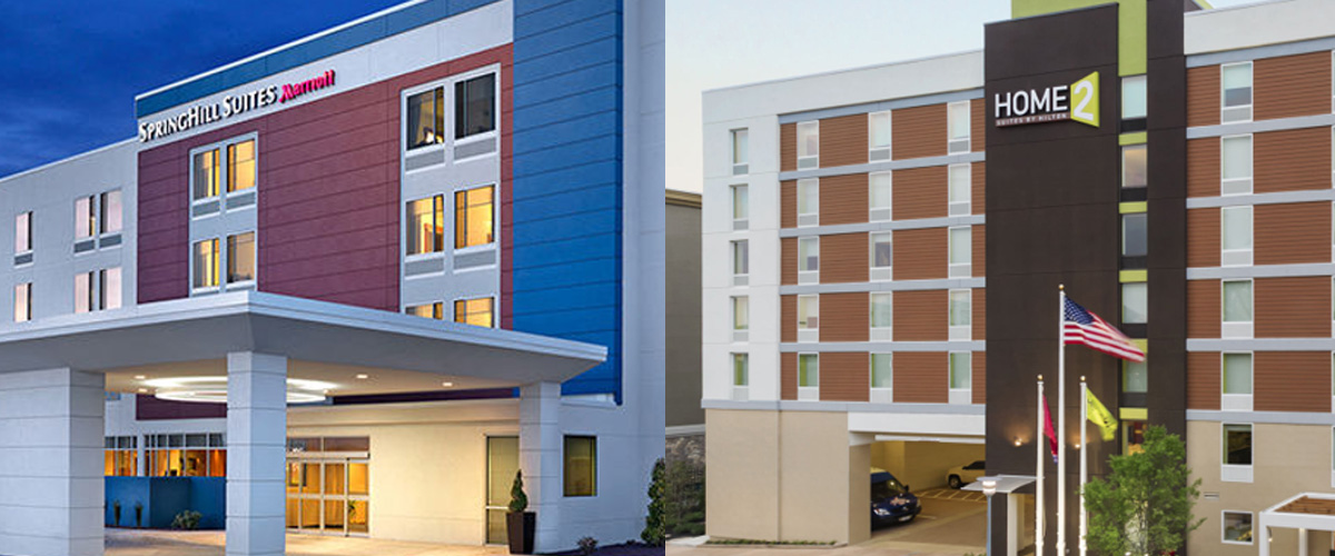 AHG & Civitas Close Financing for Two McKinney Hotels