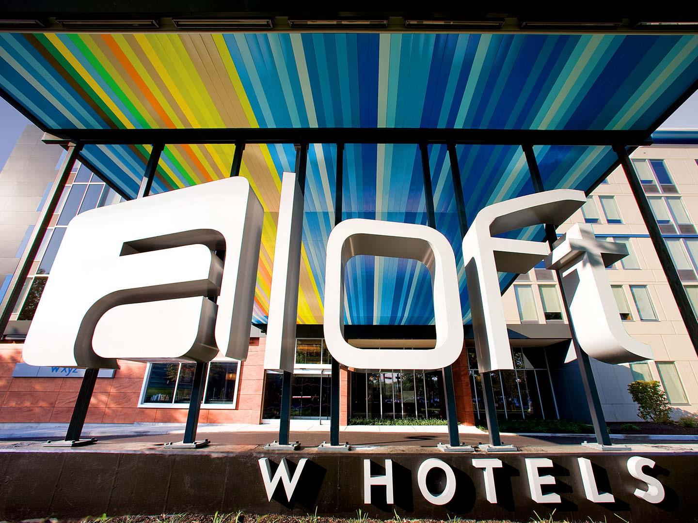 aloft by W & element by Westin Hotel Now Open!