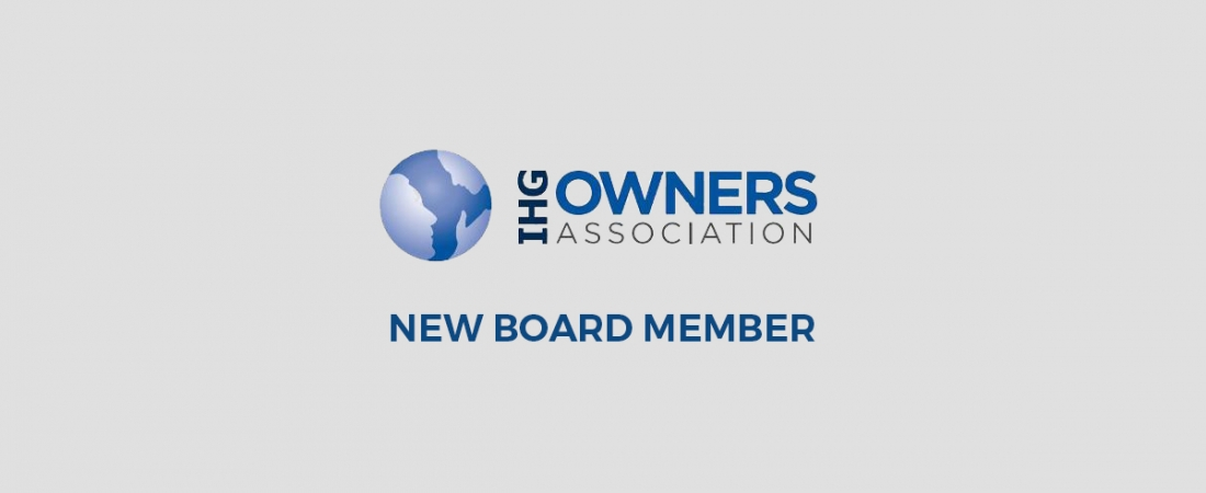 Perry Appointed as Board Member to IHG Owner's Association