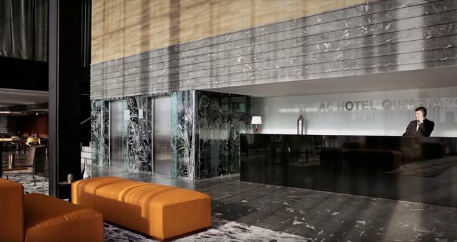 New AC Hotel by Dallas Galeria Mall