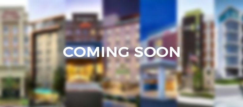 Under Construction: 7 New Hotels Coming Soon