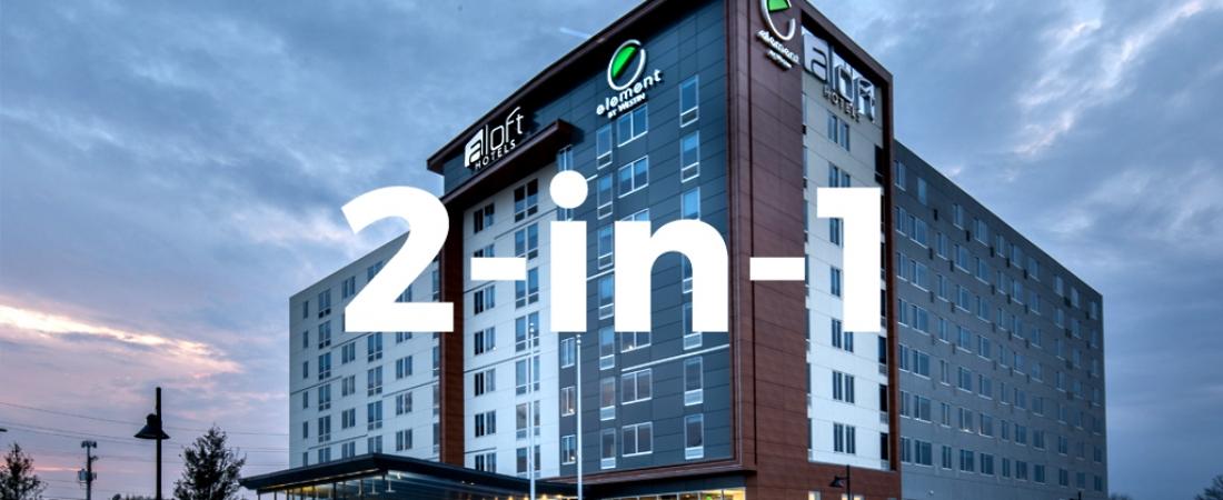 Dual-Brand Hotels Ushers In A New Era