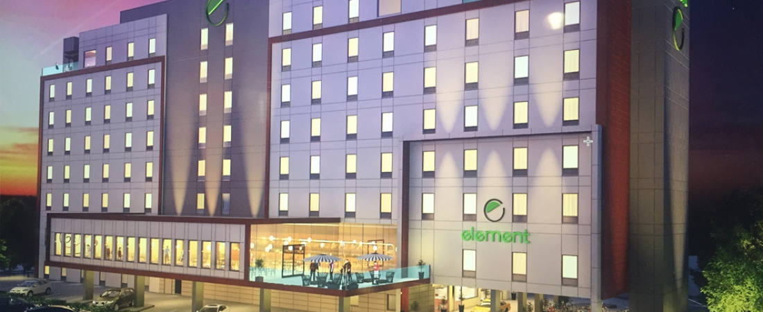 As Seen In The New York TImes: AHG to Build Element Hotel at New East Dallas Location