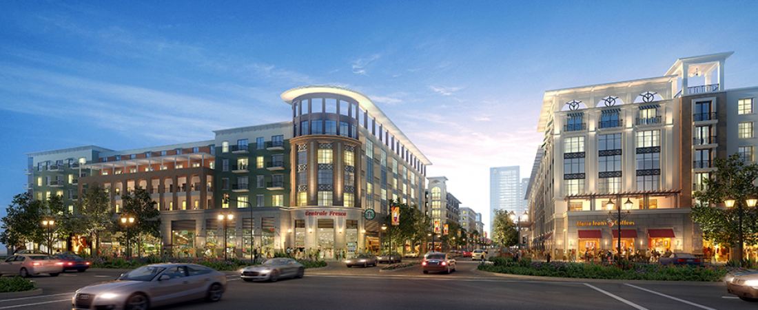 Upcoming Dual Branded Hotel To Anchor Dallas Midtown
