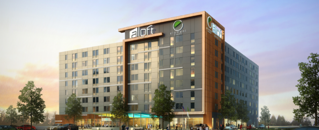 Most Creative Financing Winner: Aloft + Element Hotel